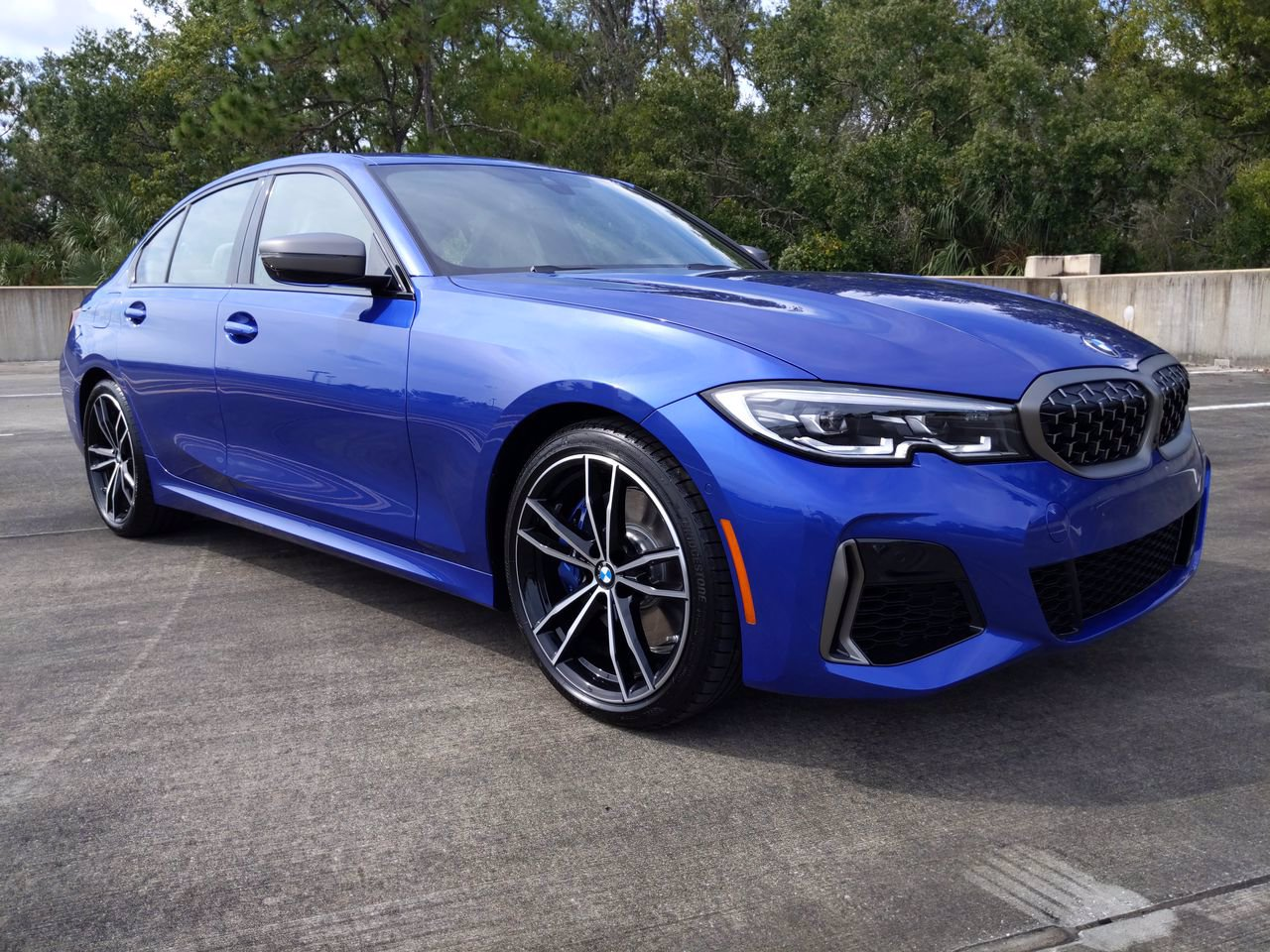 new 2021 bmw 3 series m340i 4d sedan in wesley chapel